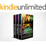 Triple Dragons - The 3 Book WereDragon Bundle