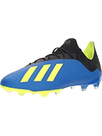 adidas Men s X 18.2 Firm Ground Soccer Shoe 579802b0194ee