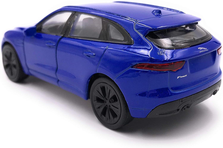 lizensiert Onlineworld2013 Modellauto F-Pace SUV Weiss Auto Ma/ßstab 1:34-39