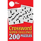 USA TODAY Crossword Super Challenge: 200 Puzzles (Volume 25) (USA Today Puzzles)