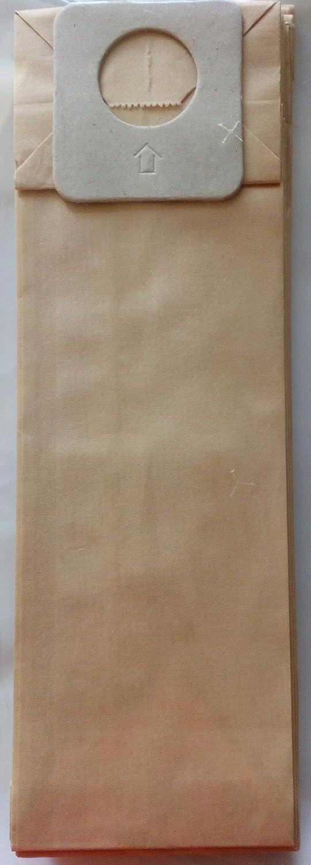 MO16 sacchetti di ricambio per termozeta , 8 pezzi modelli :SE20 SE30 SE35 PARQUET , SE20 72117 type 30001 1000W , SE25 Parquet , SE 30 72125 , SE 35 72126 FILTER