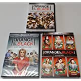 Orange is the New Black: Seasons 1-3