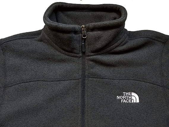717081c1 The North Face Men's Leo Fleece Sweater 1/4 Zip at Amazon Men's ...