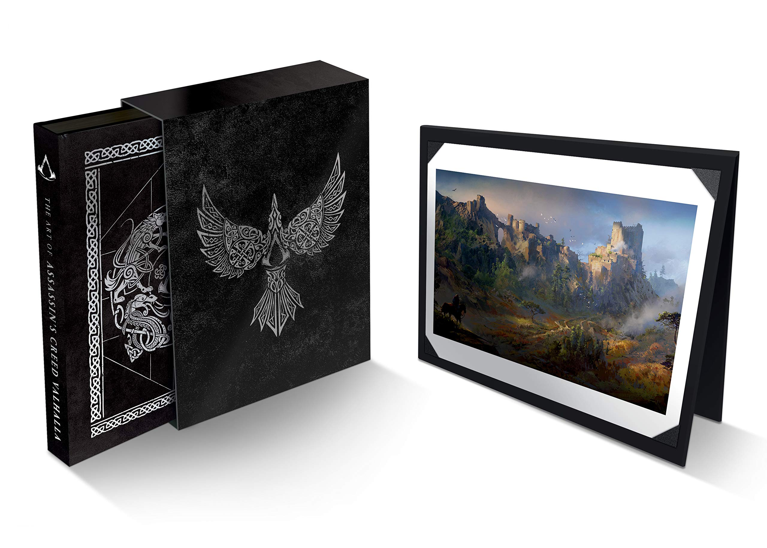 The Art Of Assassins Creed: Valhalla Deluxe Edition: Amazon.es ...