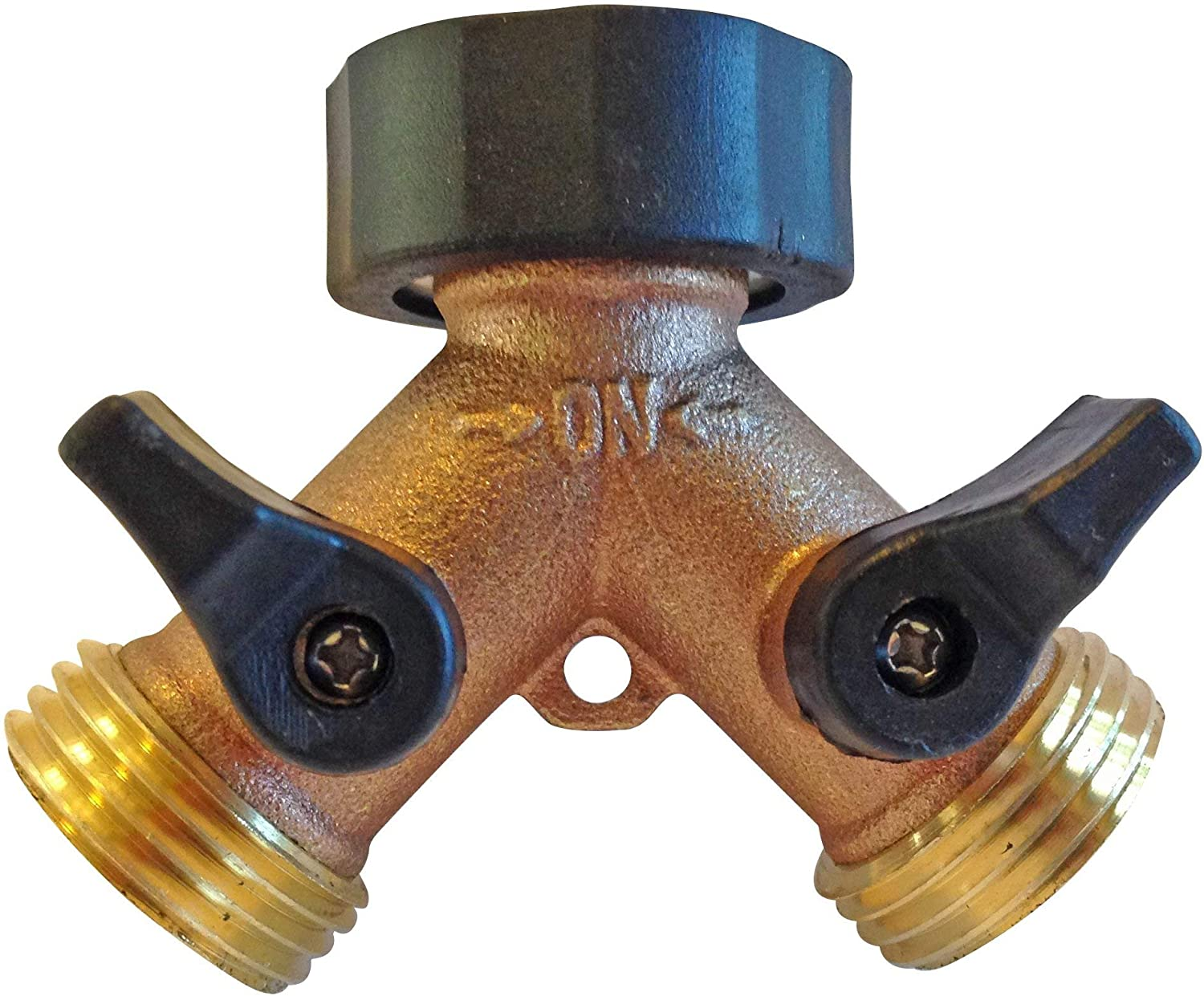 compatible most brands Kingfisher Gold Hose Pipe Multi Tap Connector