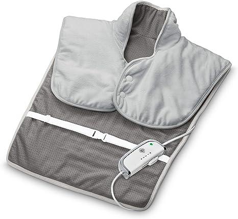 Medisana 61158 HP 630 Almohadilla de Calor para Hombros y Cuello ...