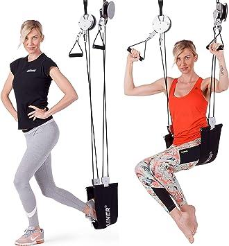 XUpTrainer Equipo de gimnasio en casa para entrenamiento de ...