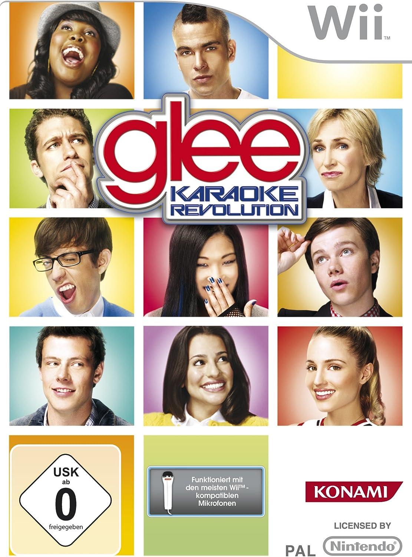 Karaoke Revolution Glee Vol. 1 [Importación alemana]: Amazon.es: Videojuegos