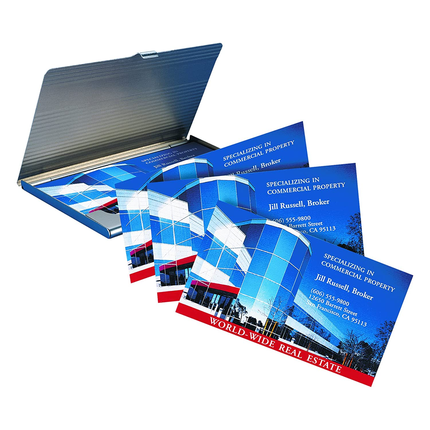 Amazon avery color laser perforated white 2 x 3 12 amazon avery color laser perforated white 2 x 3 12 business cards 160 per pack 5881 business card stock office products magicingreecefo Image collections