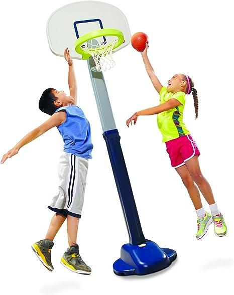 Amazon.com: Little Tikes - Aro de baloncesto para juguetes ...