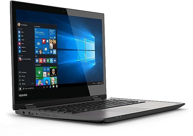 Toshiba Satellite Radius 14 L40W-C-10Z - Ordenador portátil (i3-5015U, Pad Modo Dual, Windows 10 Home, Ión de Litio, 64-bit) - Teclado QWERTZ alemán ...