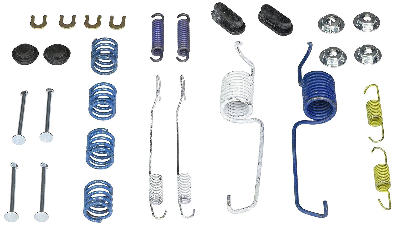 Carlson Quality Brake Parts 17386 Drum Brake Hardware Kit