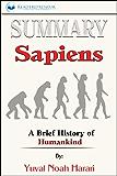 Summary: Sapiens: A Brief History of Humankind (English Edition)