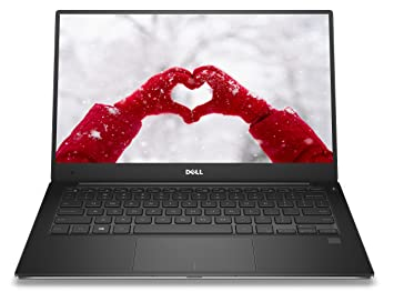 Dell XPS 13 13 3-Inch HD Notebook - (Silver) (Intel Core i7, 8 GB RAM, 256  GB SSD, Windows 10)