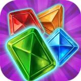 Jewel Super World I - A new jewel match 3 game