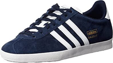 Adidas Originals Gazelle Og Baskets Homme Bleu