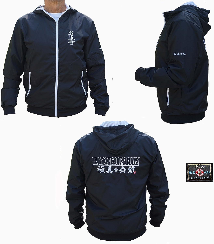 Kyokushin Karate Sport Jacke; KYOKUSHINKAI Sporting Jacket