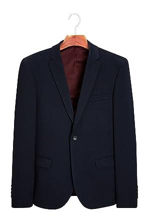bis zu 80% sparen 2019 original Genieße den kostenlosen Versand next Herren Anzug aus Stretch-Twill: Jacke – Superskinny-Fit ...