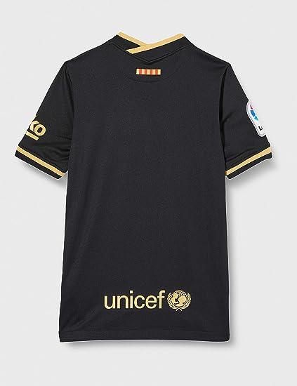 amazon com nike fc barcelona away youth stadium soccer jersey 2020 21 clothing nike fc barcelona away youth stadium