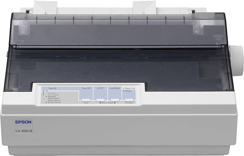 Epson Lx 300 Ii 9 Nadeldrucker Computer Zubehör