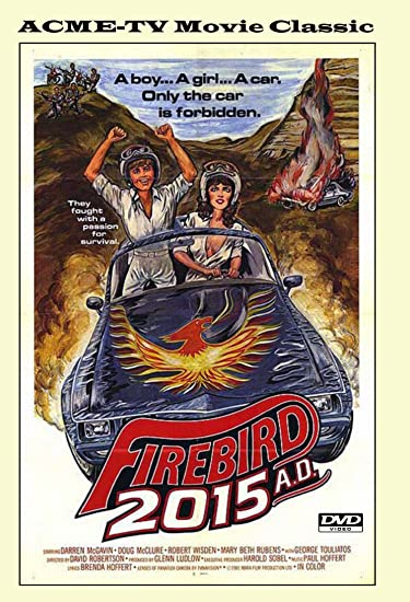 Amazon.com: Firebird 2015 AD: Darren McGavin, Doug McClure, David ...