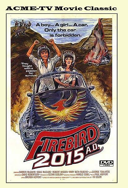 Amazon.com: Firebird 2015 AD: Darren McGavin, Doug McClure, David ...