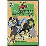 Wild Kratts: Adventures on the African Savannah DVD