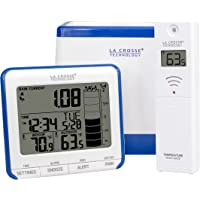 La Crosse Technology Wireless Rain Center with Temperature