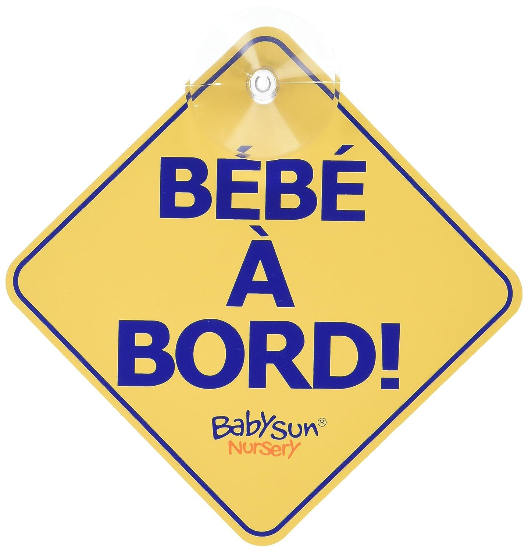 Baby Sun Nursery B/éb/é /à Bord