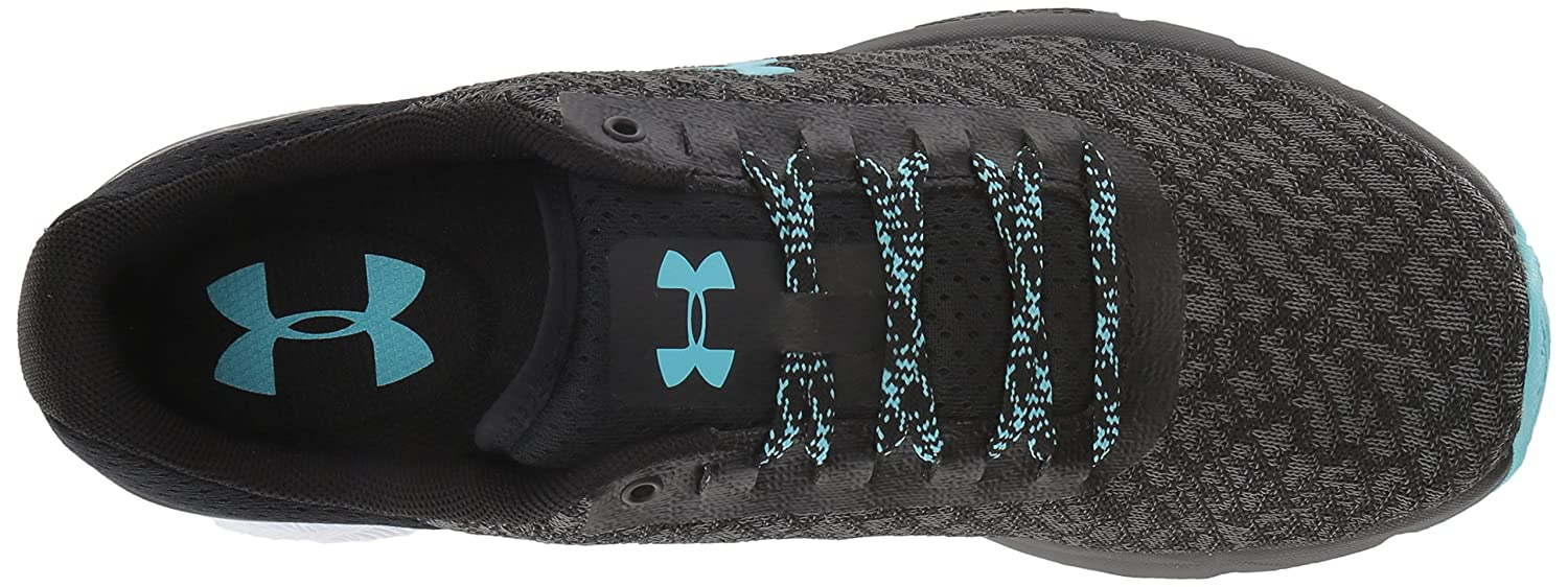 Under Armour Women's Charged Escape 2 Running Shoe B076S52CGR 7 M US|Black (001)/Graphite