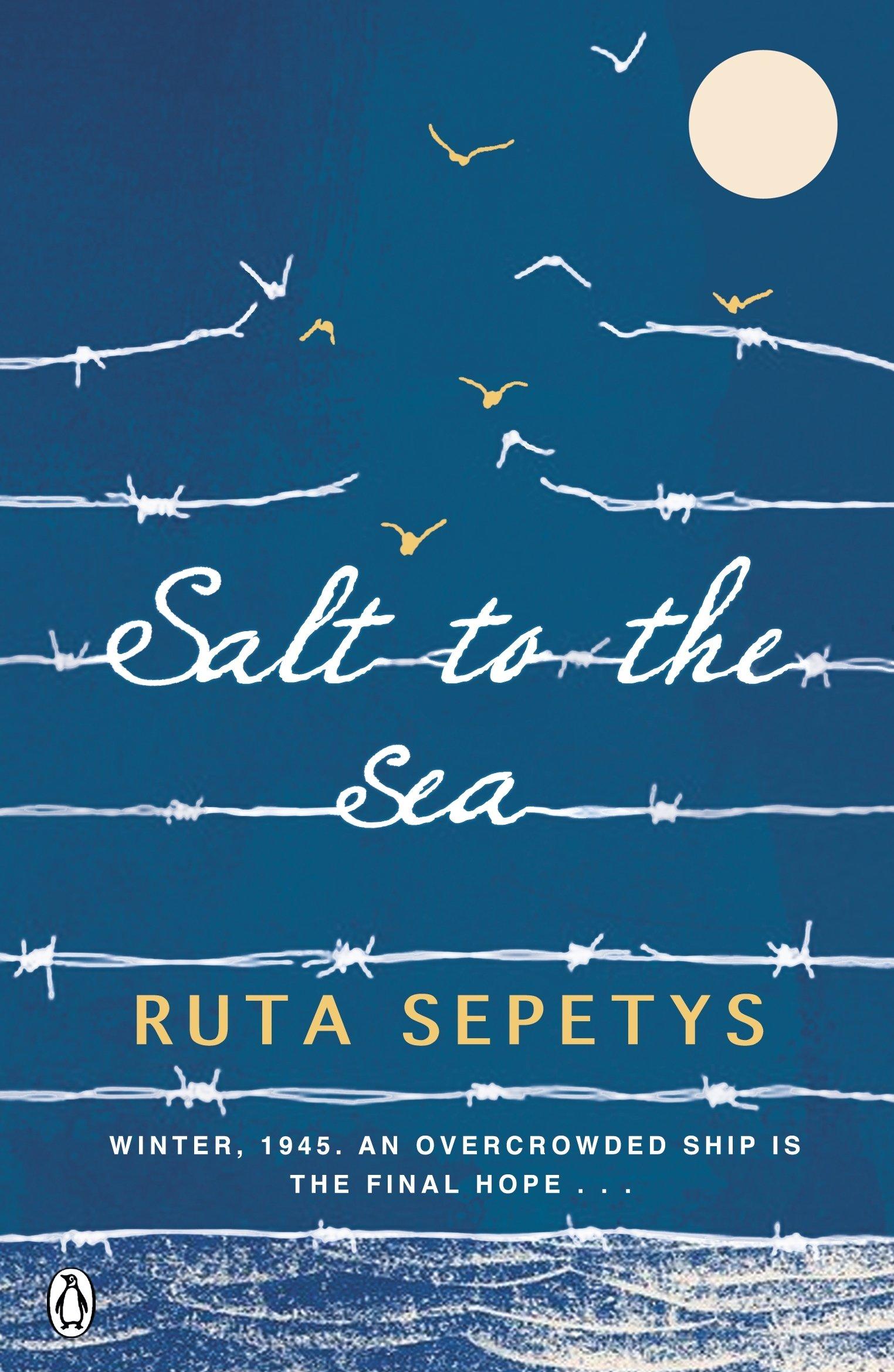 Salt to the Sea: Amazon.co.uk: Sepetys, Ruta: 9780141347400: Books