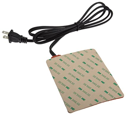 Amazon Com Kats 24150 150 Watt 4x 5 Universal Hot Pad Heater