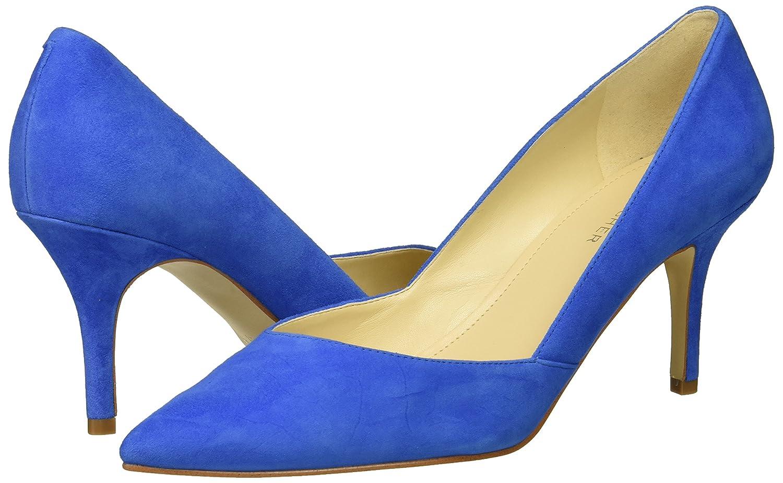 Marc Fisher Women's Tuscany Pump B078S4G8DD 8.5 B(M) US|Boston Blue