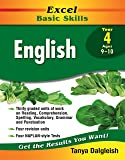 Excel Basic Skills Workbook: English Year 4