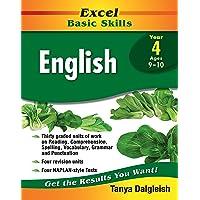 Excel Basic Skills Workbook: English Year 4