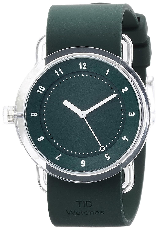 [ティッドウォッチ]TID Watches 腕時計 NO.3 廉価版TID Watches TID03-GR/GR 【正規輸入品】 B072QGGM29