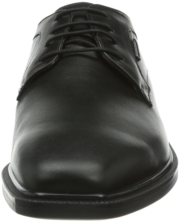 Geox U Alex A ABX B Zapatos de Cordones Derby para Hombre
