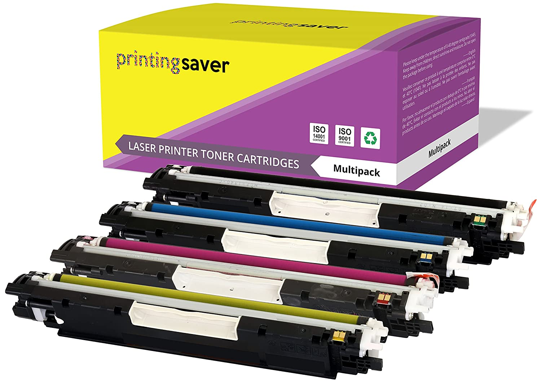 Printing Saver Negro Tóner Compatible para HP Color Laserjet Pro ...