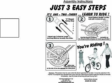 Shoze Learning Push Handle Bike Parent Grab Kids Safety Pole Bar Bicycle Control Grip Balance Bike Handle Balance Buddy