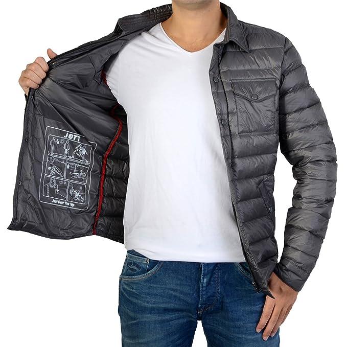 Abajo chaqueta Jott Hombre 3900Cri Gritos Básica de la ...
