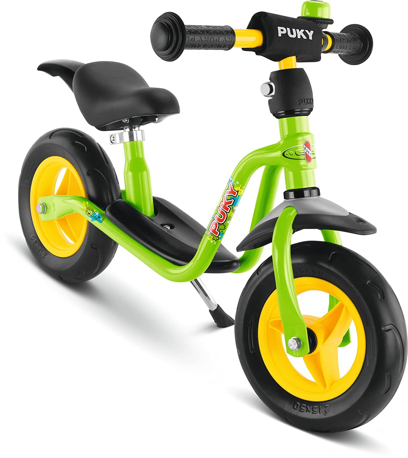 ffc52619835 Puky Unisex-Youth Lr M Plus Balance Bike, Kiwi, Suitable for children 2+  from 30-43cm (inseam) max 25kg: Amazon.co.uk: Sports & Outdoors