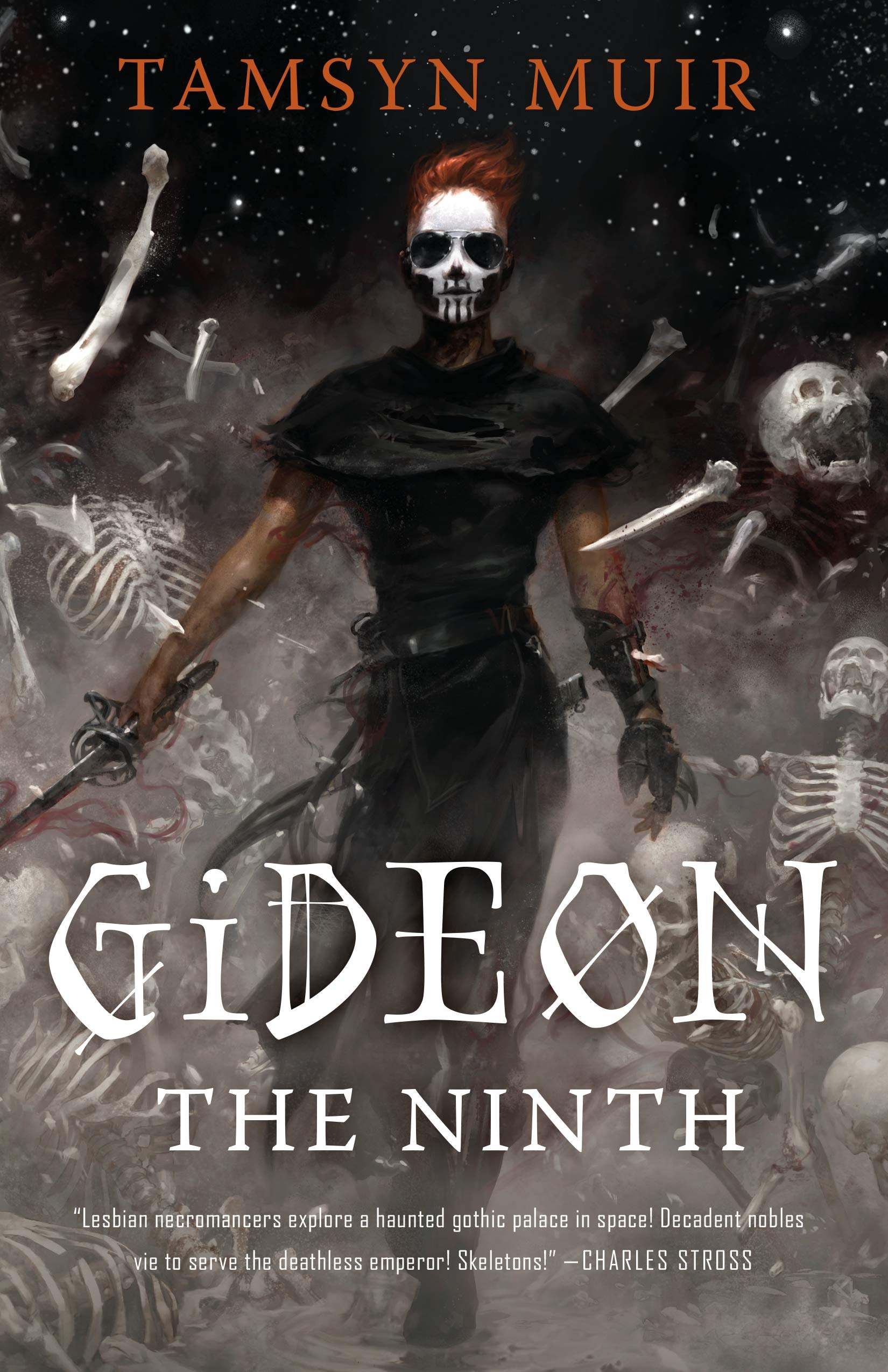 Image result for gideon the ninth