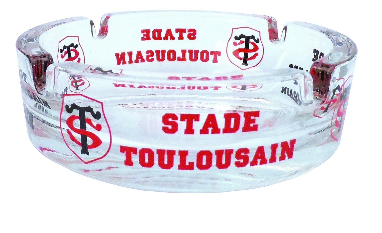 Stade Toulousain Cendrier Rond Toulouse Collection Officielle Divers