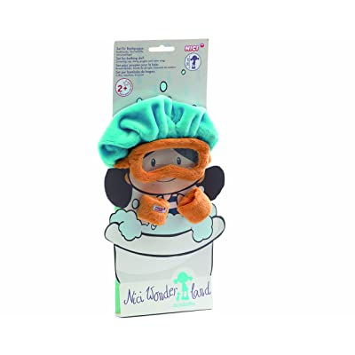 Nici Wonderland Clothes: Bathing Cap Goggles and Floating Wings: Toys & Games