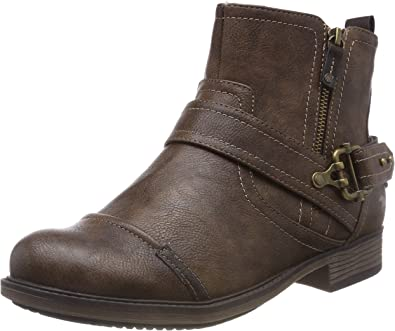 MUSTANG Herren Booty Klassische Stiefel: : Schuhe
