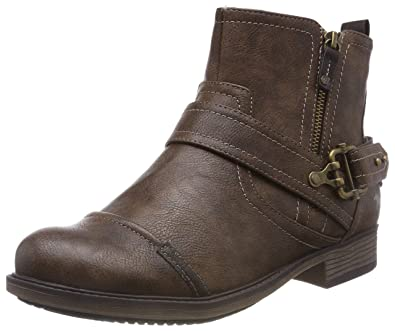 Bottes Mustang Classiques Bottines Homme amp; Booty w05Trqx5S