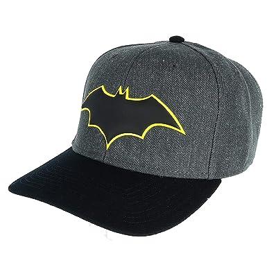 DC Comics Gorra de béisbol con visera curvada de Batman para ...