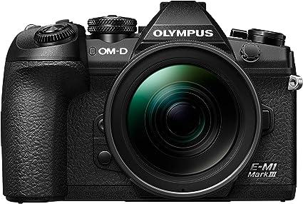 Olympus Om D E M1 Mark Iii Micro Four Thirds System Camera Photo