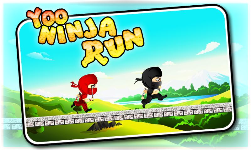 Yoo Ninja Run