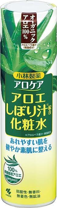 小林製薬 アロケア アロエしぼり汁配合化粧水